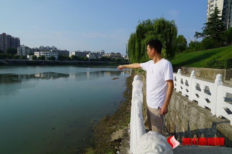 """大河网:潢川县两男子让一落水青年""""起死回生""""另一位救人者你在哪里?"""